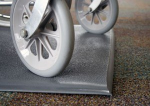 GrayFloorMat_Wheelchair